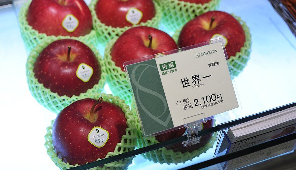 4jabu4cye6ji6bmrk12 - Most Expensive Fruit Shop in the World